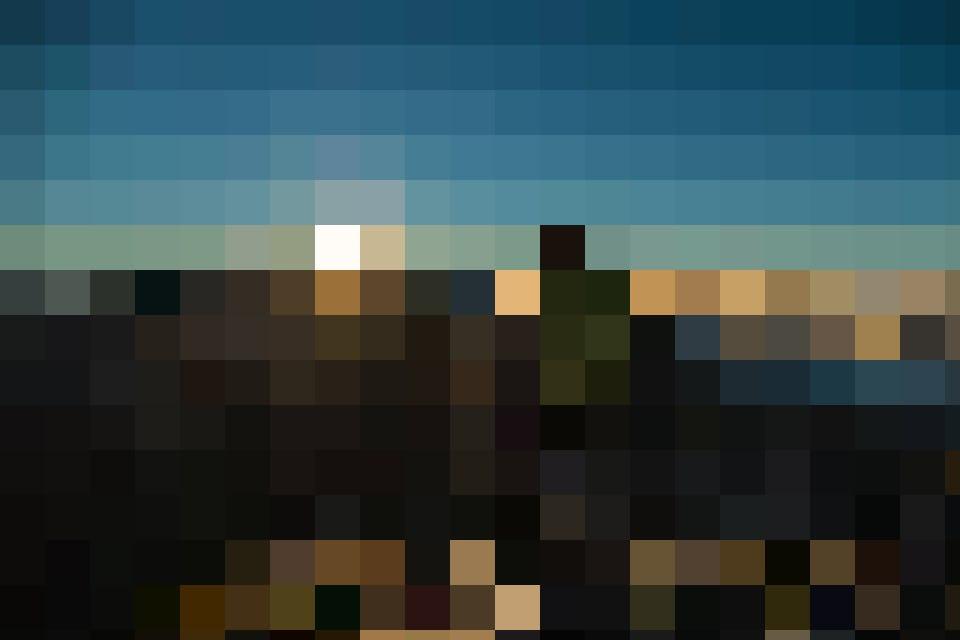 Sonnenaufgang auf dem Naafkopf